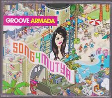 RARE SAMPLE PROMO LIKE NEW CD SINGLE Groove Armada Song 4 For Mutya Australian