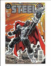 STEEL ANNUAL # 0 (DC COMICS, OCT 1994), NM