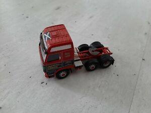Volvo FH, Sattelzugmaschine, A Wishart & Sons, 1:50, Corgi, Nr.: CC12417