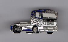 Pin's camion / Mercedes - ISRI - Service 24h (EGF argenté)