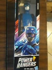 Power Rangers Beast Morphers Blue Ranger 12? Action Figure New Sealed