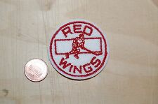 "Detroit Red Wings 2"" Felt Patch Hockey"