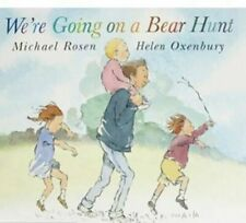 We're Going on a Bear Hunt by Michael Rosen (Paperback) New Book