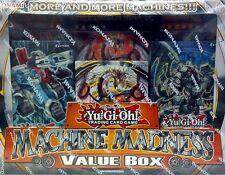 Yugioh Machine Madness Value Box BRAND NEW SEALED!!