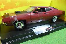 FORD TORINO COBRA 1971 echelle 1/18 AMERICAN MUSCLE ERTL 36383 voiture miniature