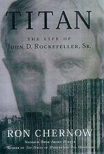 NEW Titan: The Life of John D. Rockefeller, Sr. by Ron Chernow