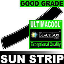 99% UV + SUPERIOR QUALITY PRECUT SUN STRIP FOR MAZDA MIATA HARDTOP 99-03