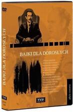 Bajki dla doroslych - cz. 4 (DVD) Jan Kobuszewski POLSKI POLISH