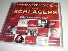 STERNSTUNDEN DES SCHLAGERS 2 CD S NEU & OVP MIT ANDREA BERG UDO JÜRGENS WIND ...