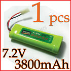 1 pcs 7.2V 3800mAh Ni-Mh rechargeable battery pack