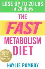 La dieta del metabolismo veloce da Haylie Pomroy NUOVO