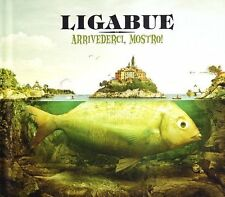 Ligabue, Arrivederci Mostro - CD