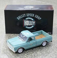 ACME 1967 Chevrolet C-10 Pickup Holley Speed Shop 1:18 Scale Diecast A1807204