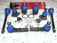 4WD Fit 97-99 Dakota 98 Durango 8PCS Suspension Ball Joints & Tie Rod End ES3398