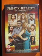 Friday Night Lights: Fourth Season - 13 EPISODES [DVD Region 2] New - FREEPOST