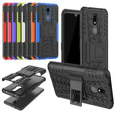 For Nokia 1.3 5.3 2.3 6.2 7.2 3.2 4.2 Armour Shockproof Stand Phone Case Cover