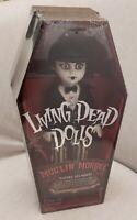 """Mezco Living Dead Dolls Series 33 Moulin Morgue Maitre Des Morts 10"""" NEW SEALED"""
