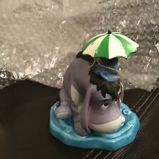 Disney Pooh and friends eeyore times like this are best spent together figurine
