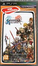 Dissidia Final Fantasy - Essentials (Sony PSP, 2011) - European Version