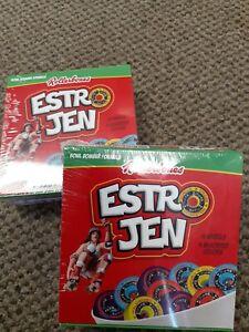 ESTRO JEN Bowl Bombers - Rollerbones Quad Roller Skate Wheels Set of 8 57mm 101a
