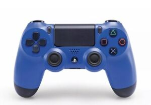 PLAYSTATION 4 SONY PS4 Controller PlayStation Blue DualShock Wireless