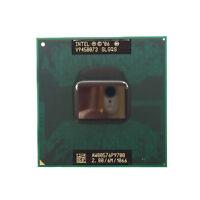 Intel Core 2 Duo P9700 - 2.8 GHz 6M/1066 Dual-Core Processor mobile laptop SLGQS