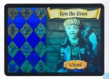 Harry Potter Adventures of Hogwarts Foil Card *Ron the Brave* TCG CCG