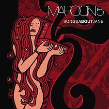 MAROON 5 - SONGS ABOUT JANE   VINYL LP NEW+