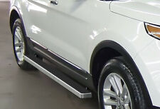 "iBoard Running Boards 4"" Fit 11-19 Ford Explorer SUV 4 Door"