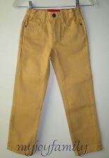 HANNA ANDERSSON 5 Pocket Straight Leg Jeans Pants Basket 130 8 NWT