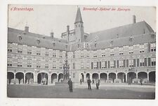 s' Gravenhage Binnenhof Kabinet Der Koningin Netherlands Vintage Postcard 700b