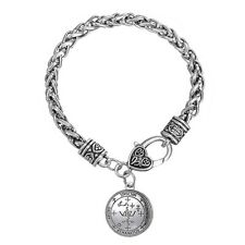 supernatural SILVER SIGIL OF 7 ARCHANGEL ST.MICHAEL SAINT PROTECTION Bracelet