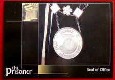 THE PRISONER, VOLUME 2 - Card #44 - Seal of Office - Factory Ent. 2010