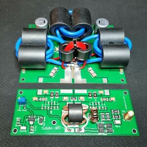1200w LDMOS Linear Amplifier 50v 1.8-60Mhz