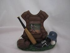 Yankee Candle Baseball Large Candle Jar & Photo Holder NEW