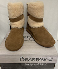 BearPaw   Women's Boots   Millie Wide 2284WX   Size 9M Hickory   FREE SHIPPING