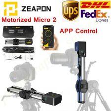ZEAPON Micro 2 Motorized Rail Slider Mini Portable for DSLR Mirrorless Camera 1x
