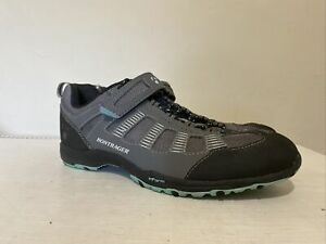 Ladies Bontrager Inform SSR MTB WSD Cycling Shoes With Cleats  Size UK 8.5 EU 41