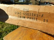 NOS 1973 - 1978 FORD GALAXIE LTD COUNTRY SQUIRE LH FRONT KICK PANEL ASBY IN BLUE