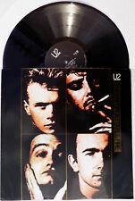 """U2 12"""" FUOCO INDIMENTICABILE UK 5 TRACK 1984 tre Albe/una sorta di ritorno a casa"""