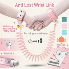 Child Harness Leash Anti Lost Wrist Link Safety Traction Rope Hand Belt Baby  *