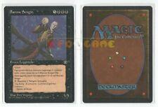 MTG Magic - Barone Sengir - Baron Sengir - ITALIANA Origini 1995 - OTTIMA