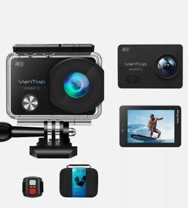 VanTop 4K WIFI Actionable Accessories kits.New