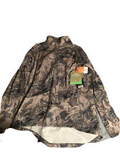 Sitka Heavyweight Zip T Open Country XL NWT