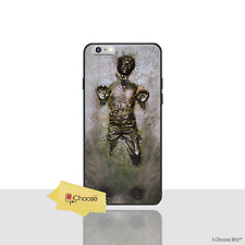 "Star Wars Case/Cover For Apple iPhone 6/6s Plus (5.5"") / Gel Han Solo Carbonite"