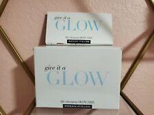 Rodan + Fields REDEFINE Give it a GLOW BOX 10 Samples Packs Mask Lip Face Serum