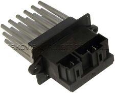 Heater Blower Motor Resistor Jeep Dodge Mopar 4885482AC 5179985AA 973-027