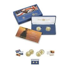 400th Anniversary of the Mayflower Voyage Two-Coin Gold Proof Set - CONFIRMED