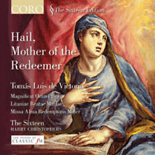 Tomas Luis de Victoria : Hail, Mother of the Redeemer CD (2011) ***NEW***