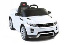 Auto elettrica per bambini Range Rover 6 V macchina auto elettrica con Radio